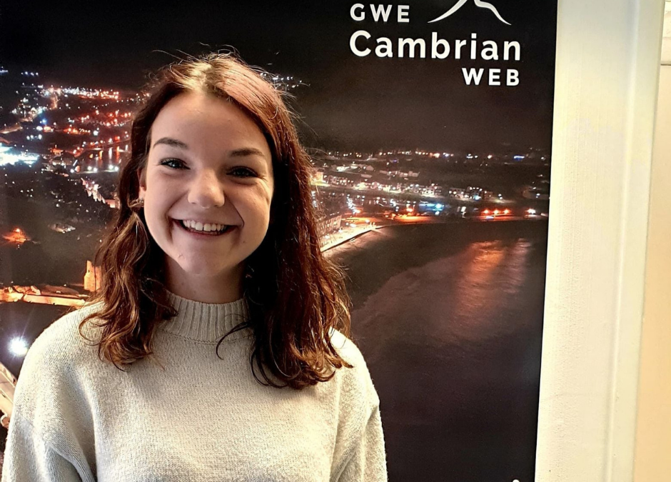 Welcome Catrin!
