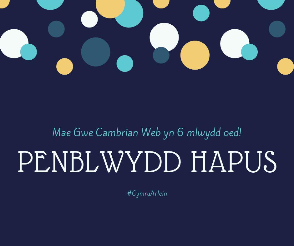 Penblwydd Hapus – Joiwch ein Bargen Penblwydd!