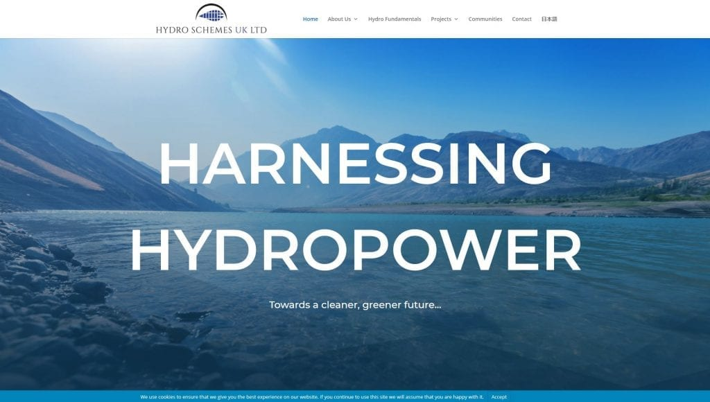 New website launch: Hydroschemes