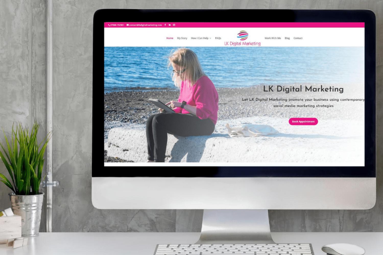 LK Digital Marketing, Aberystwyth