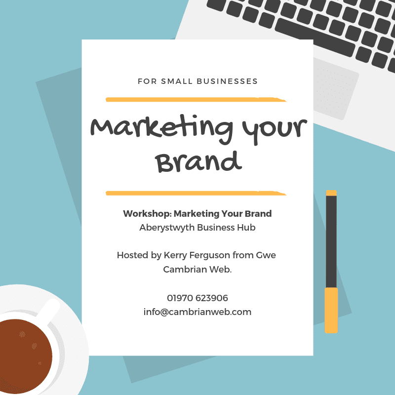 Marketing Your Brand: For Small Businesses