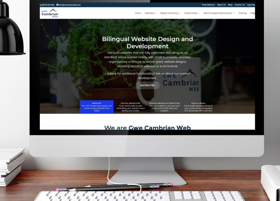 How much does a new website cost?
