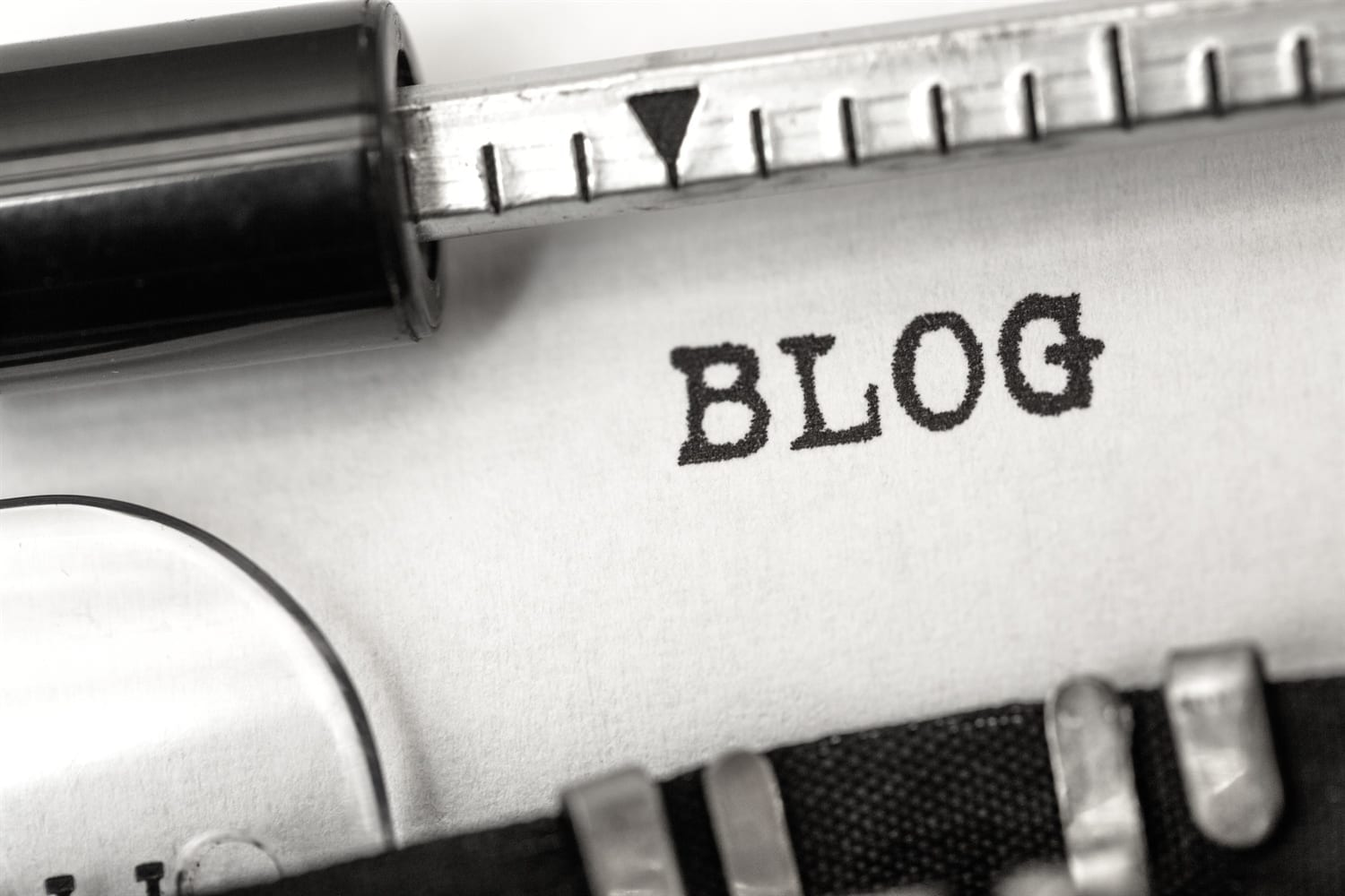 Do I need to blog?