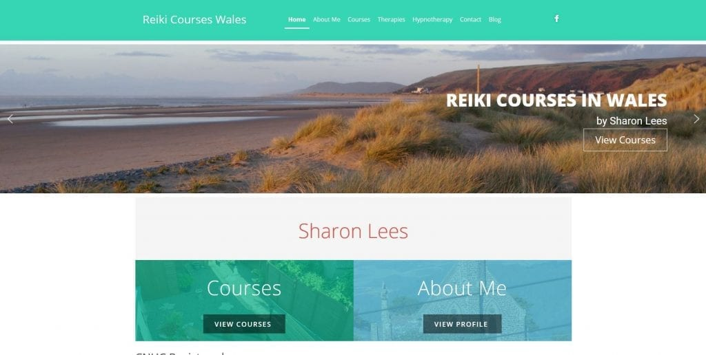 Reiki Courses in Wales, Borth