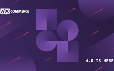 WooCommerce 4.0 – a big update